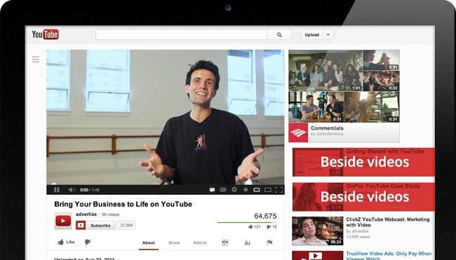 anunciar en youtube
